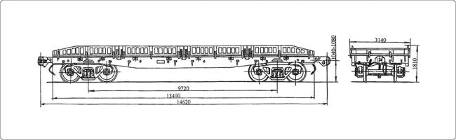 платформа 13-Н451