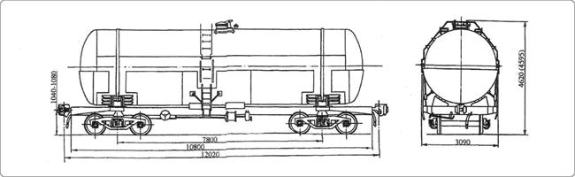 цистерна 15-1566